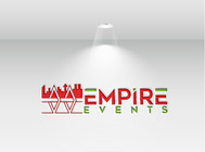 Empire Events Logo - Entry #21