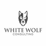 White Wolf Consulting (optional LLC) Logo - Entry #254