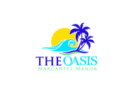 The Oasis @ Marcantel Manor Logo - Entry #78