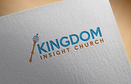 Kingdom Insight Church  Logo - Entry #101