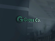 Grass Co. Logo - Entry #204