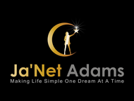 Ja'Net Adams  Logo - Entry #84