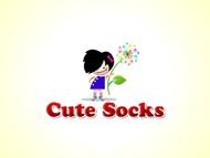 Cute Socks Logo - Entry #134
