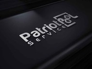 Patriot Pool Service Logo - Entry #19