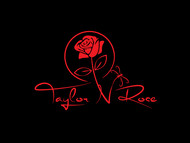 Taylor N Rose Logo - Entry #17