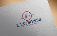 Lazybones Hot Sauce Co Logo - Entry #105