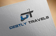 Debtly Travels  Logo - Entry #163