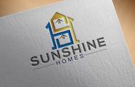 Sunshine Homes Logo - Entry #245