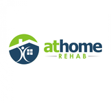 At Home Rehab Logo - Entry #56