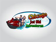 Chicago Jet Ski Adventures Logo - Entry #17