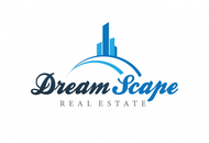 DreamScape Real Estate Logo - Entry #107
