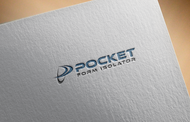 Pocket Form Isolator Logo - Entry #176