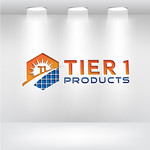 Tier 1 Products Logo - Entry #33