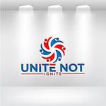Unite not Ignite Logo - Entry #203