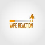 Vape Reaction Logo - Entry #88