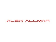 Alex Allman Logo - Entry #8