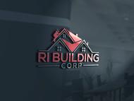 RI Building Corp Logo - Entry #378