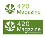 420 Magazine Logo Contest - Entry #62
