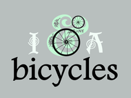 i & a Bicycles Logo - Entry #17