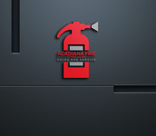 Acadiana Fire Extinguisher Sales and Service Logo - Entry #81