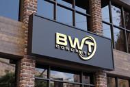 BWT Concrete Logo - Entry #178