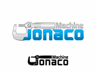 Jonaco or Jonaco Machine Logo - Entry #123