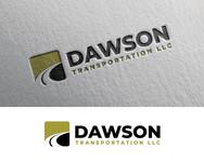 Dawson Transportation LLC. Logo - Entry #139