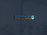 Schmidt IT Solutions Logo - Entry #62