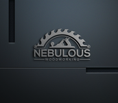 Nebulous Woodworking Logo - Entry #66