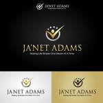 Ja'Net Adams  Logo - Entry #64