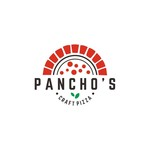 Pancho's Craft Pizza Logo - Entry #11