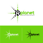R Planet Logo design - Entry #68