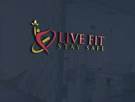 Live Fit Stay Safe Logo - Entry #264
