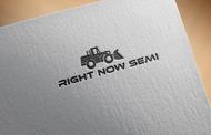 Right Now Semi Logo - Entry #64