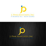 J. Pink Associates, Inc., Financial Advisors Logo - Entry #198