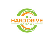 Hard drive garage Logo - Entry #288