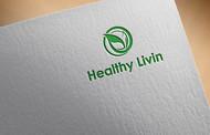 Healthy Livin Logo - Entry #89