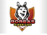 Siberian Husky Logo - Entry #28
