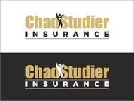 Chad Studier Insurance Logo - Entry #378