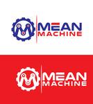 Mean Machine Logo - Entry #11