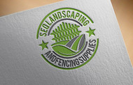 South East Qld Landscaping and Fencing Supplies Logo - Entry #16