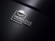 Nebulous Woodworking Logo - Entry #171