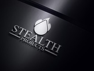 Stealth Projects Logo - Entry #213