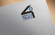 4P Wealth Trust Logo - Entry #315
