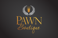 Either Midtown Pawn Boutique or just Pawn Boutique Logo - Entry #99