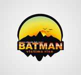 Batman Movie Aurora Colorado Logo - Entry #46
