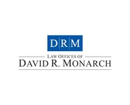 Law Offices of David R. Monarch Logo - Entry #12