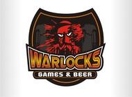 Warlocks Games and Beer Logo - Entry #32