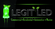 Legit LED or Legit Lighting Logo - Entry #217