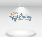 Living Room Travels Logo - Entry #33